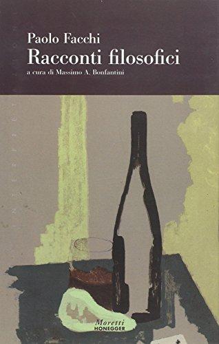 9788871863030: Racconti filosofici (Interpretazioni marchio Moretti Honegger)