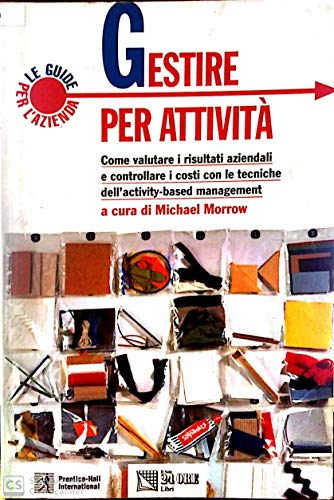 Activity Based Management (8871875265) by Morrow