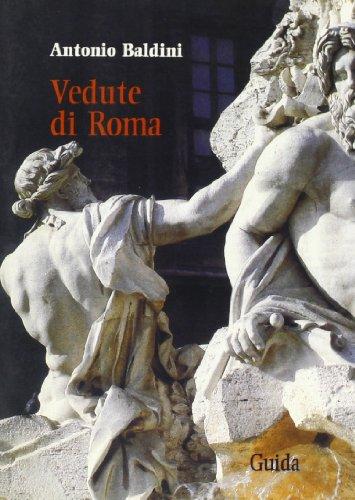 9788871887302: Vedute di Roma (Ritratti di città)