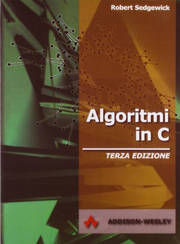 9788871921518: Algoritmi in C