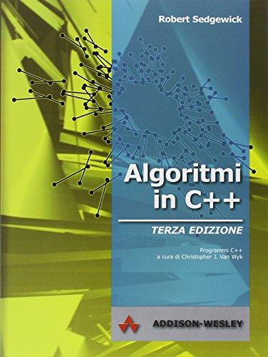 9788871921532: Algoritmi in C++