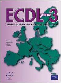 9788871921778: ECDL 3. Office 2000