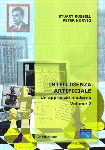 9788871922294: Intelligenza artificiale. Un approccio moderno (Vol. 2)