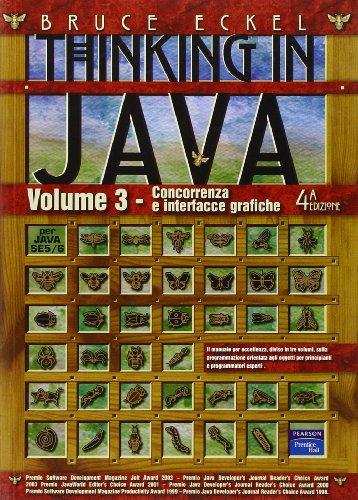 9788871923055: Thinking in Java: 3