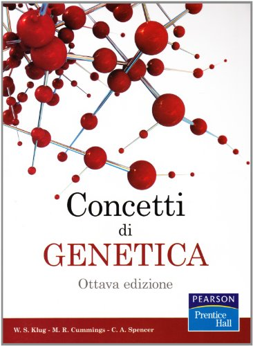9788871923185: Concetti di genetica