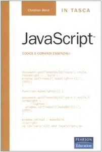 9788871924038: Javascript
