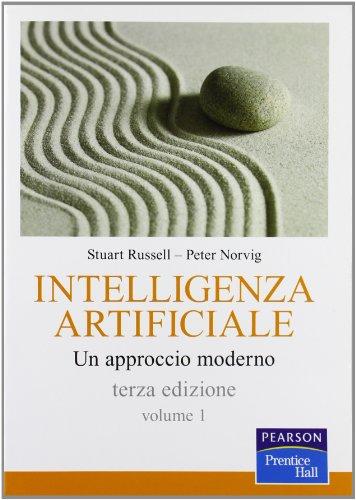 9788871925936: Intelligenza artificiale. Un approccio moderno (Vol. 1)