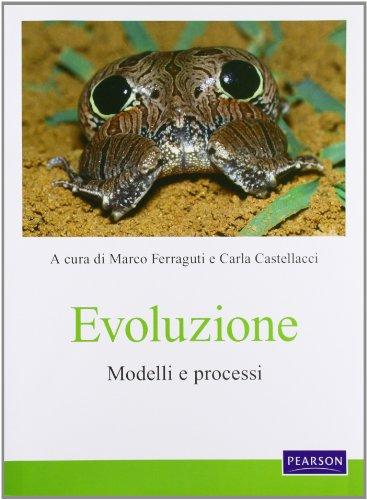 9788871926247: Evoluzione. Modelli e processi