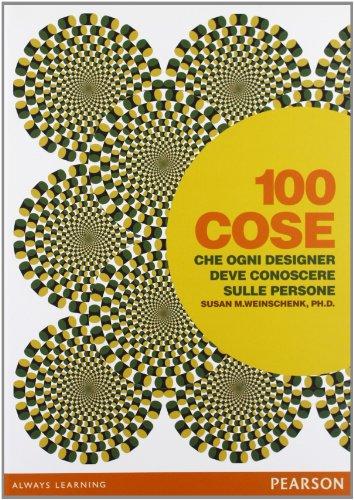 9788871926483: 100 cose che ogni designer deve conoscere sulle persone