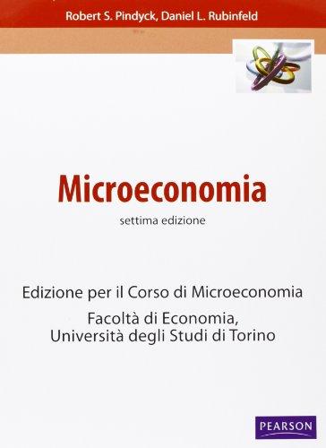 9788871927381: Microeconomia. Estratto corso microeconomia