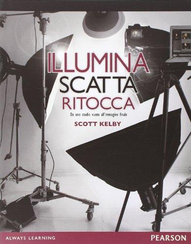 Illumina, scatta, ritocca. Da uno studio vuoto all'immagine finale (8871927931) by Scott Kelby