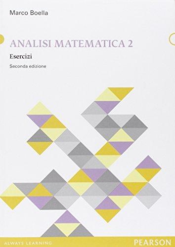 9788871929545: Analisi matematica. Esercizi (Vol. 2)