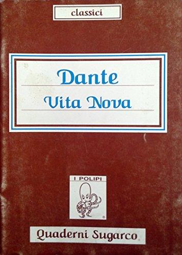 9788871982700: Vita nova (Quaderni.Classici)