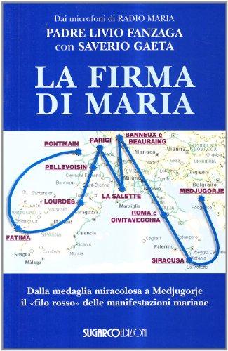 9788871984919: La firma di Maria