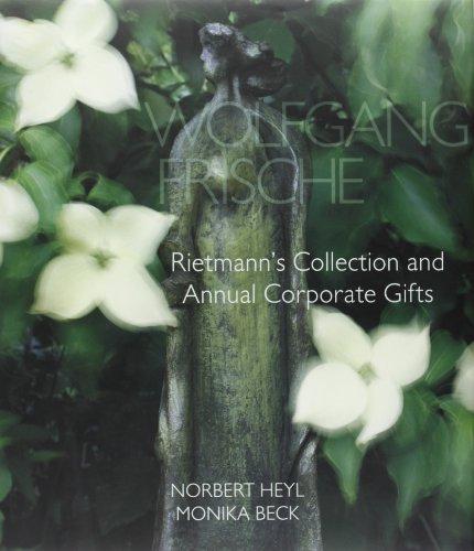 9788872001134: Wolfgang Frische. Sammlung und Jahresgaben Rietmann