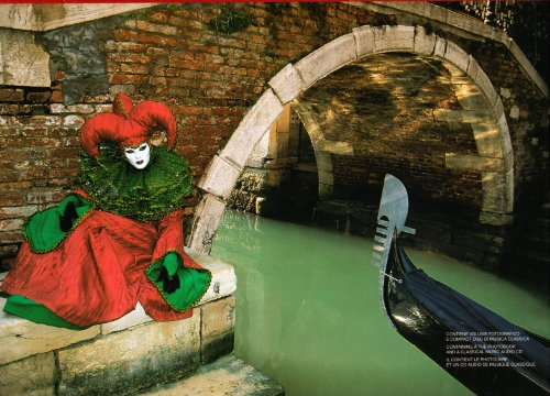 9788872002285: Venice: The Carnival