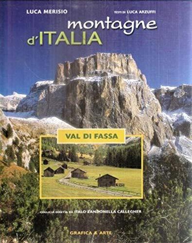 9788872012338: Montagne d'Italia. Val di Fassa
