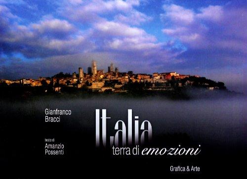 9788872012703: Italy: Land of Emotions / Italia: Terra di Emozioni