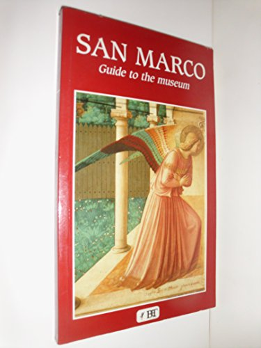 9788872041215: The Museum of San Marco