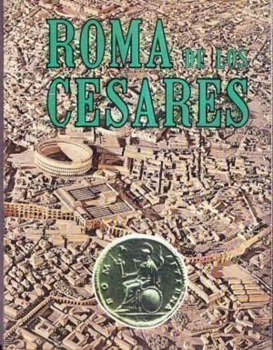 9788872042236: Roma De Los Cesares