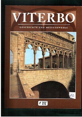 9788872042540: Viterbo. Geschichte und Meisterwerke