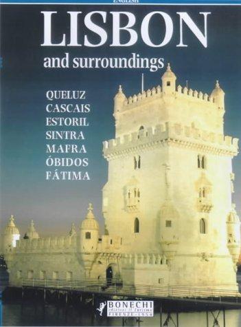Lisbon and Surroundings: Queluz, Cascais, Estoril, Sintra,: Savelli, Luciana