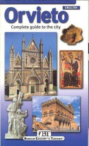 9788872045046: Orvieto: Complete Guide to the City