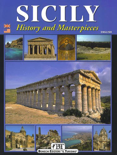 9788872045794: Sicily History and Masterpieces