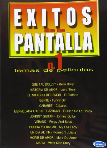 9788872070734: Éxitos de la Pantalla N.1 - Temas de Peliculas