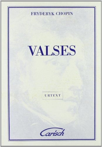 9788872071878: Fryderyk Chopin: Valses, for Piano (Urtext Collection)