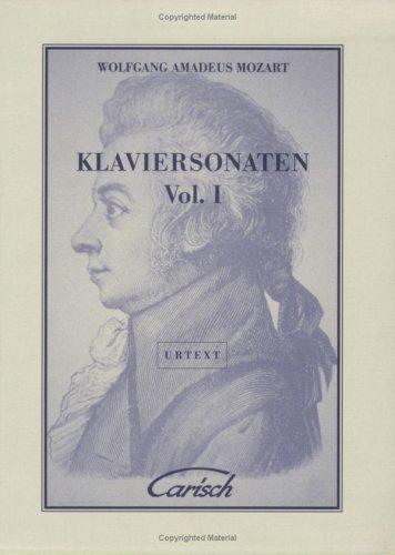 9788872077603: Klaviersonaten, Vol 1 (Carisch Edition) (Italian Edition)