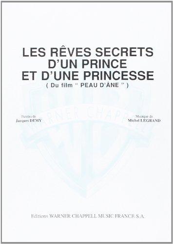 9788872078310: REVES SECRETS D'UN PRINCE ET