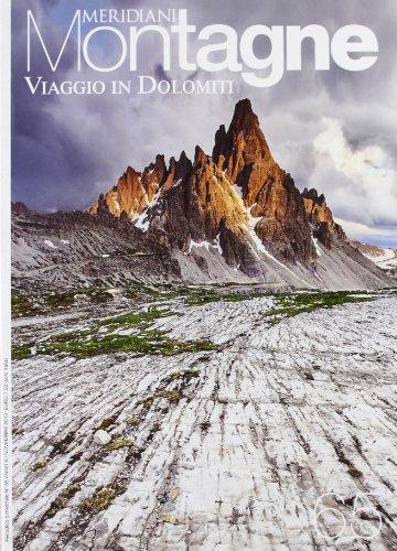 9788872127612: Viaggio in Dolomiti. Con cartina
