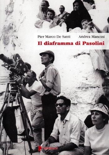 9788872181362: Il diaframma di Pasolini