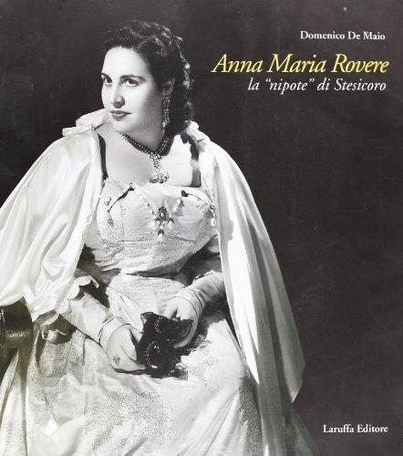 9788872211120: Anna Maria Rovere: La