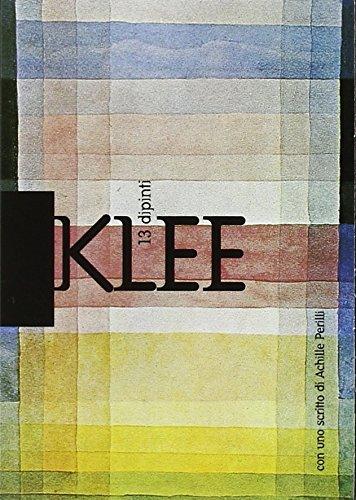 Klee. 13 dipinti (8872268397) by [???]