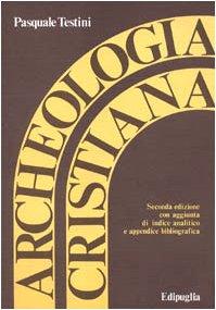 9788872280089: Archeologia cristiana (Varia)