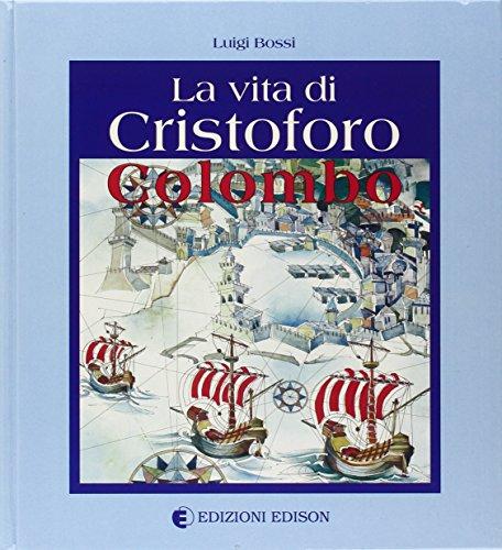 9788872370322: Vita di Cristoforo Colombo