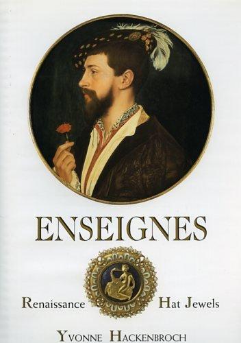 Enseignes: Renaissance Hat Jewels: Hackenbroch, Yvonne.