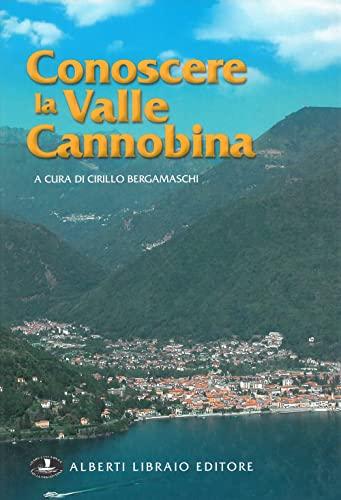 9788872451304: Conoscere la valle Cannobina