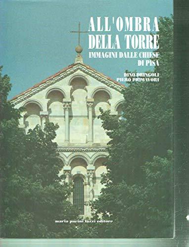 9788872461594: All'ombra della Torre. Immagini dalle chiese di Pisa