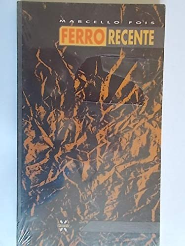 9788872481028: Ferro Recente
