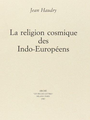 9788872521649: La religion cosmique des indo-européens