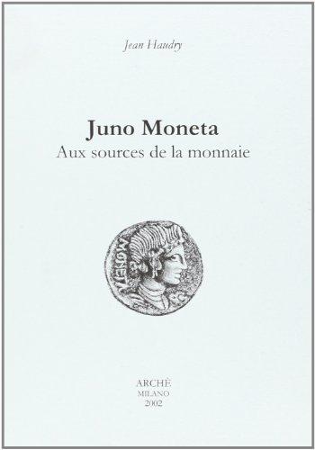 9788872522240: Juno Moneta / Aux sources de la monnaie
