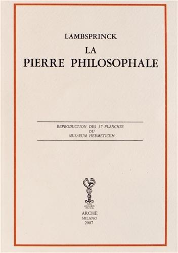 LA PIERRE PHILOSOPHALE: LAMBSPRINCK