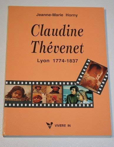 9788872630464: Claudine Thevenet, Lyon 1774-1837