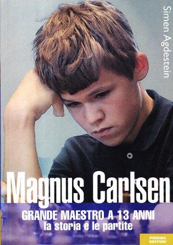 9788872640982: Magnus Carlsen