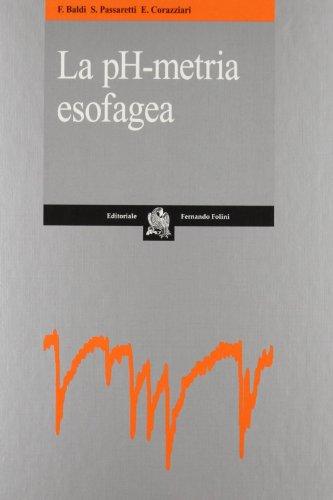 9788872660133: La ph-metria esofagea
