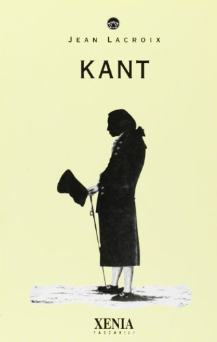 Kant (887273214X) by Jean Lacroix