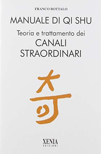 9788872734117: Manuale di qi shu. Teoria e trattamento dei canali straordinari